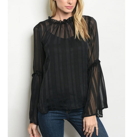 Courtney Top - Prairie Rose Boutique