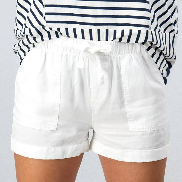 Haley Shorts - Prairie Rose Boutique