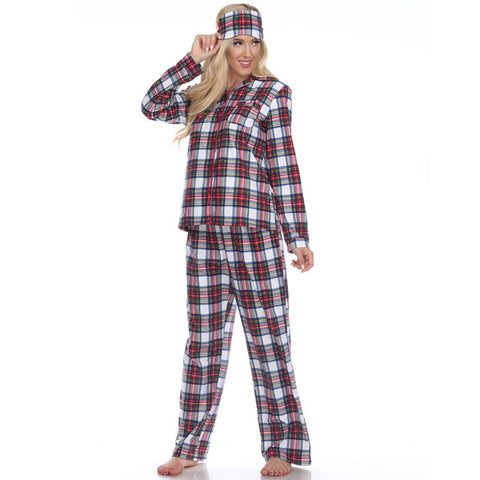 Christmas Eve PJ Set