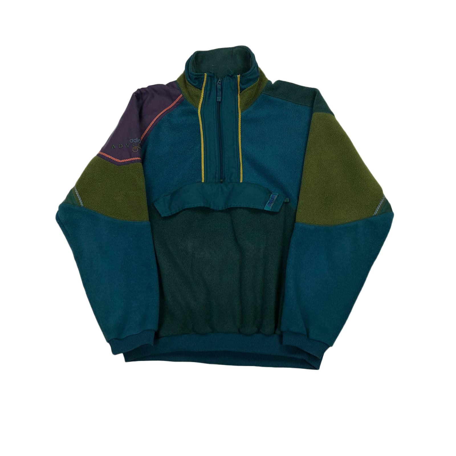 90's Adidas Adventure fleece