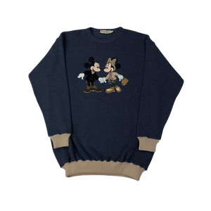 90's Disney Mickey Mouse knit sweatshirt