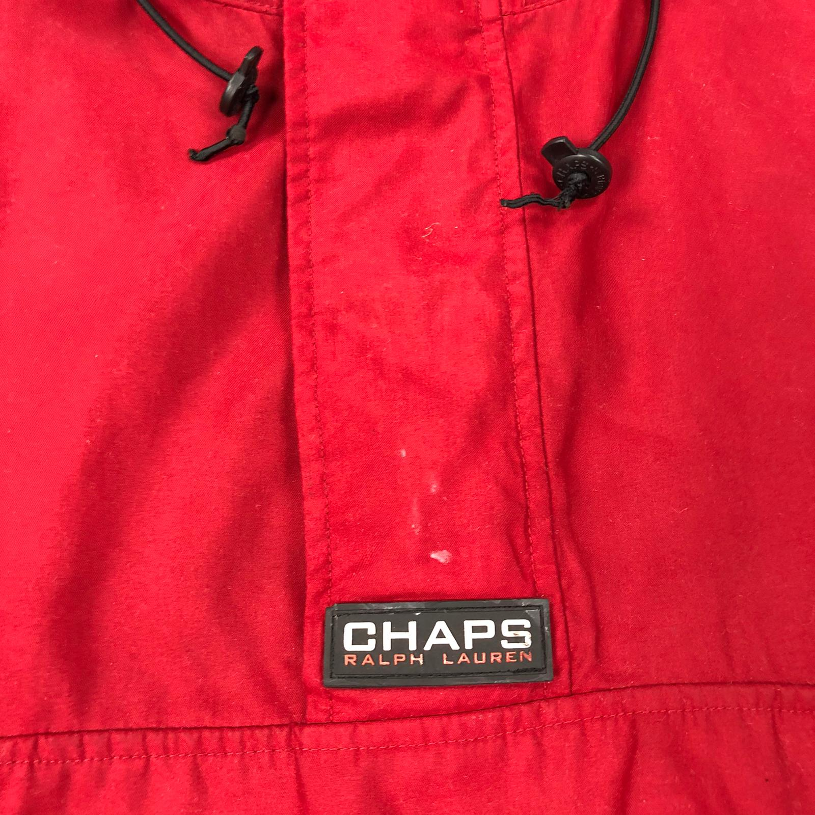 Chaps pullover jacket