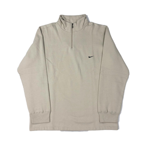 Nike 1/4 zip sweatshirt