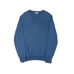 Lacoste lightweight knit sweatshirt