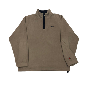 Ellesse 1/4 zip fleece
