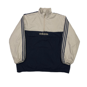 Adidas fleece lined pullover