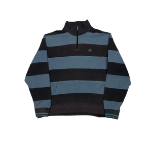 Fred Perry 1/4 zip sweatshirt