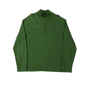Ralph Lauren 1/4 zip sweatshirt