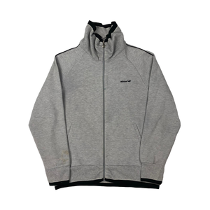 Adidas full zip sweatshirt