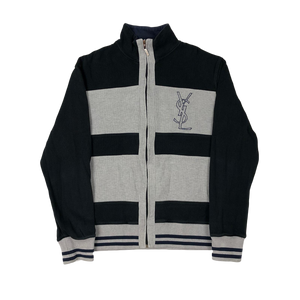 YSL zip up sweatshirt