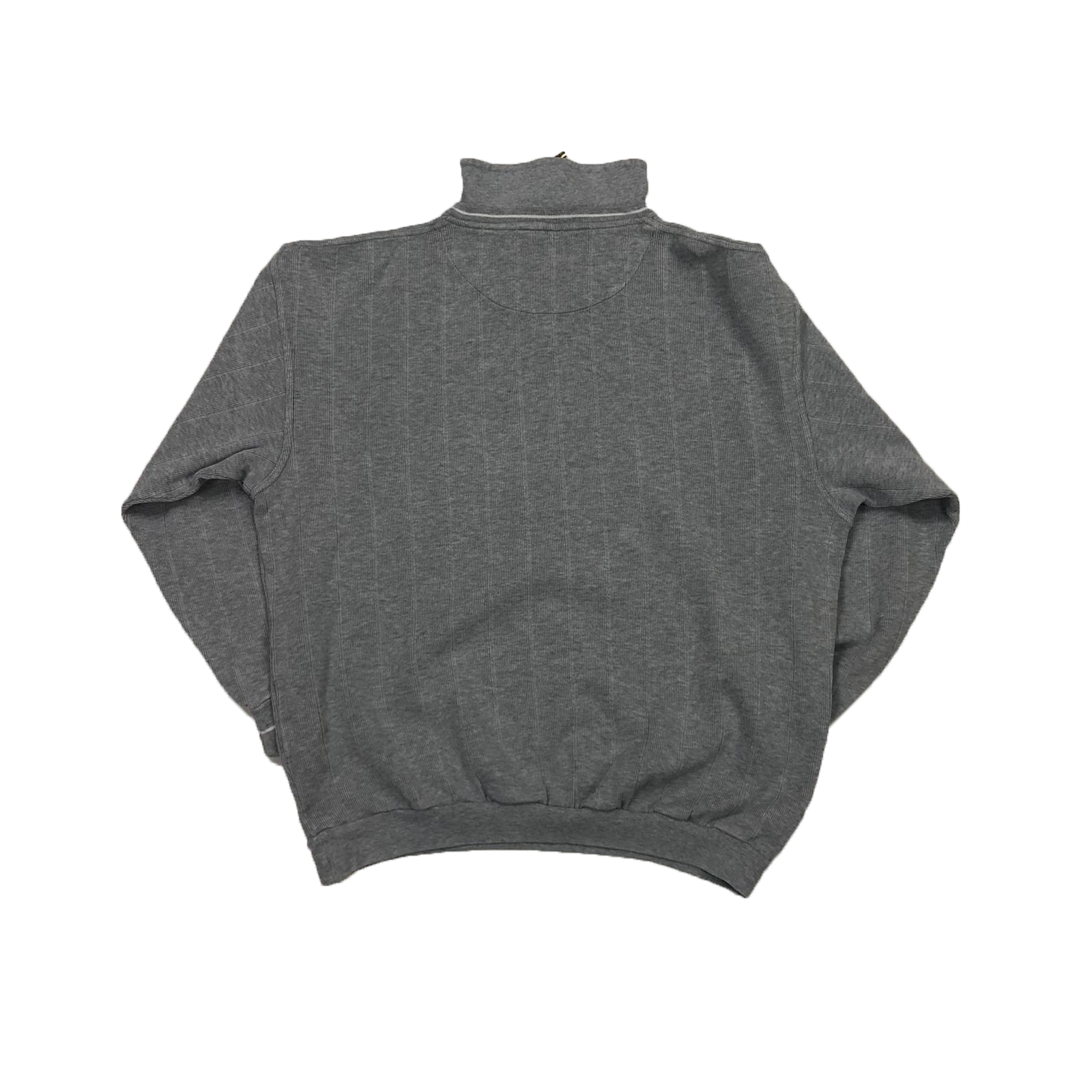 YSL 1/4 zip sweatshirt
