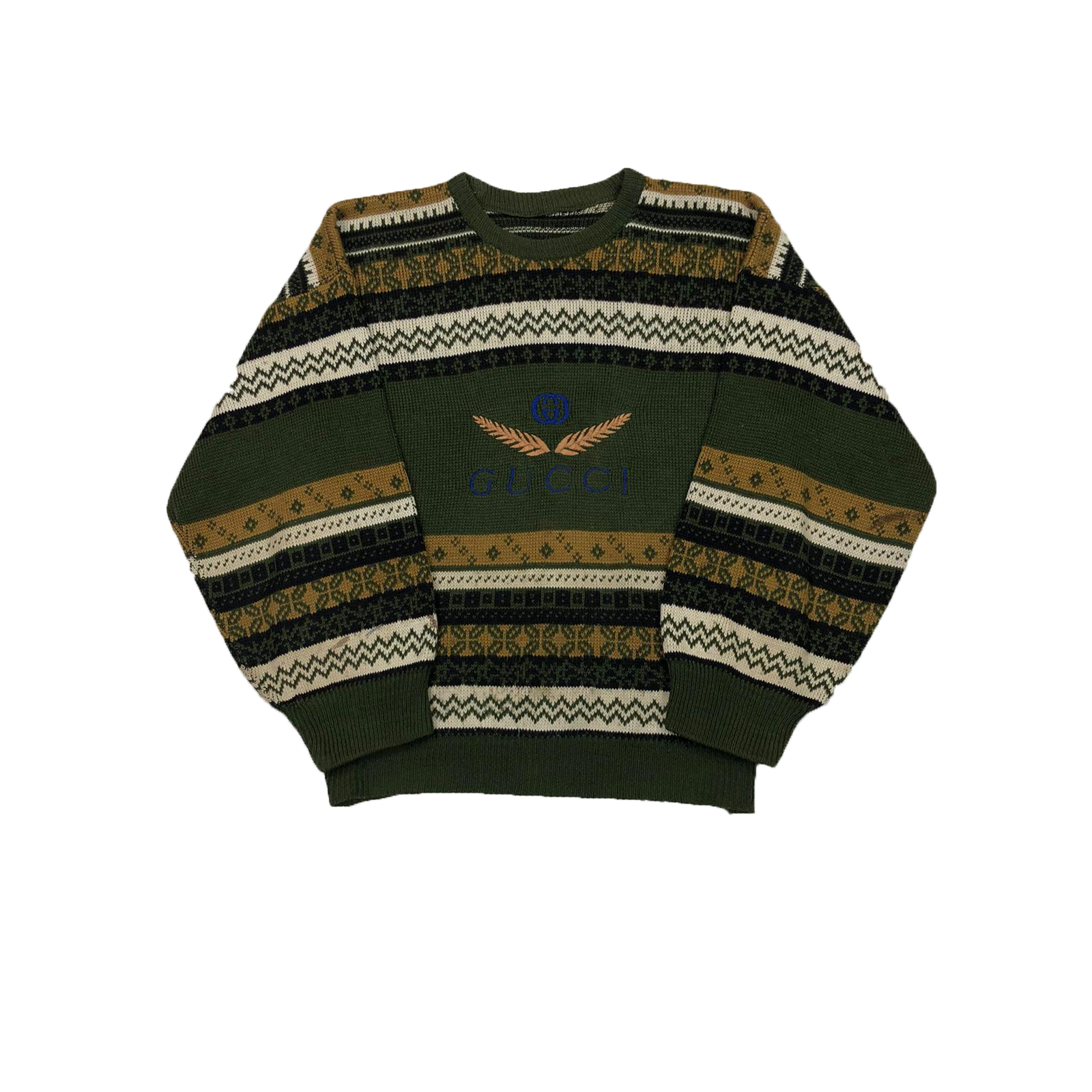 Gucci knit sweatshirt