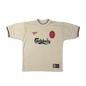 96-97 Liverpool Away Shirt
