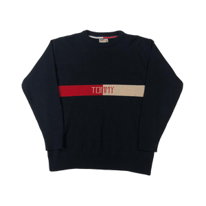 Tommy Hilfiger knit sweatshirt