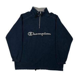 Champion 1/4 zip sweatshirt