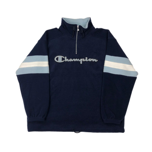 Champion 1/4 zip fleece