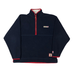 Reebok 1/4 zip fleece