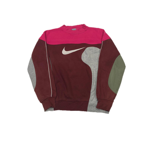 Reworked Nike sweatshirt