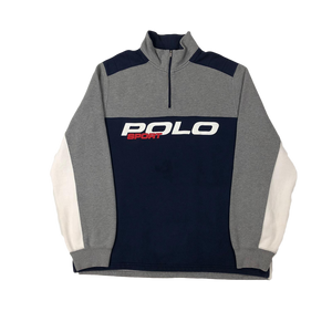 Polo Sport 1/4 zip sweatshirt