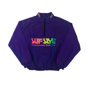 Surfstyle windbreaker jacket