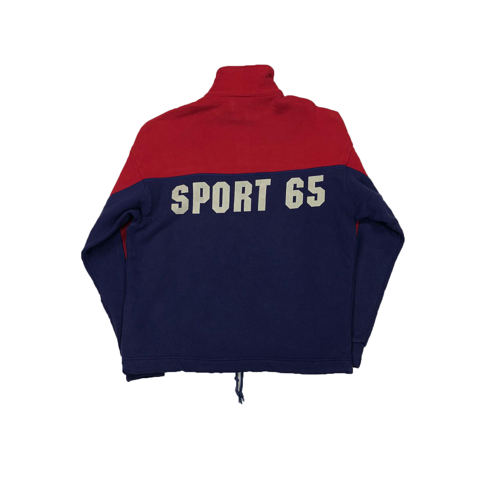 Benetton 1/4 zip sweatshirt