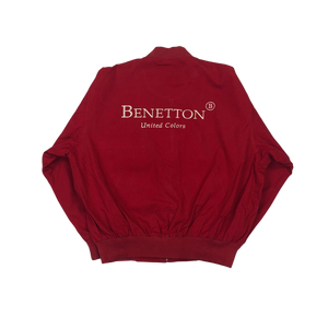 Benetton bomber jacket