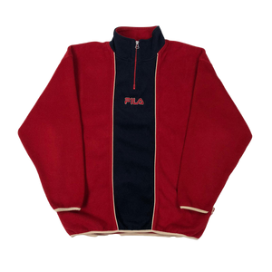 Fila 1/4 zip fleece