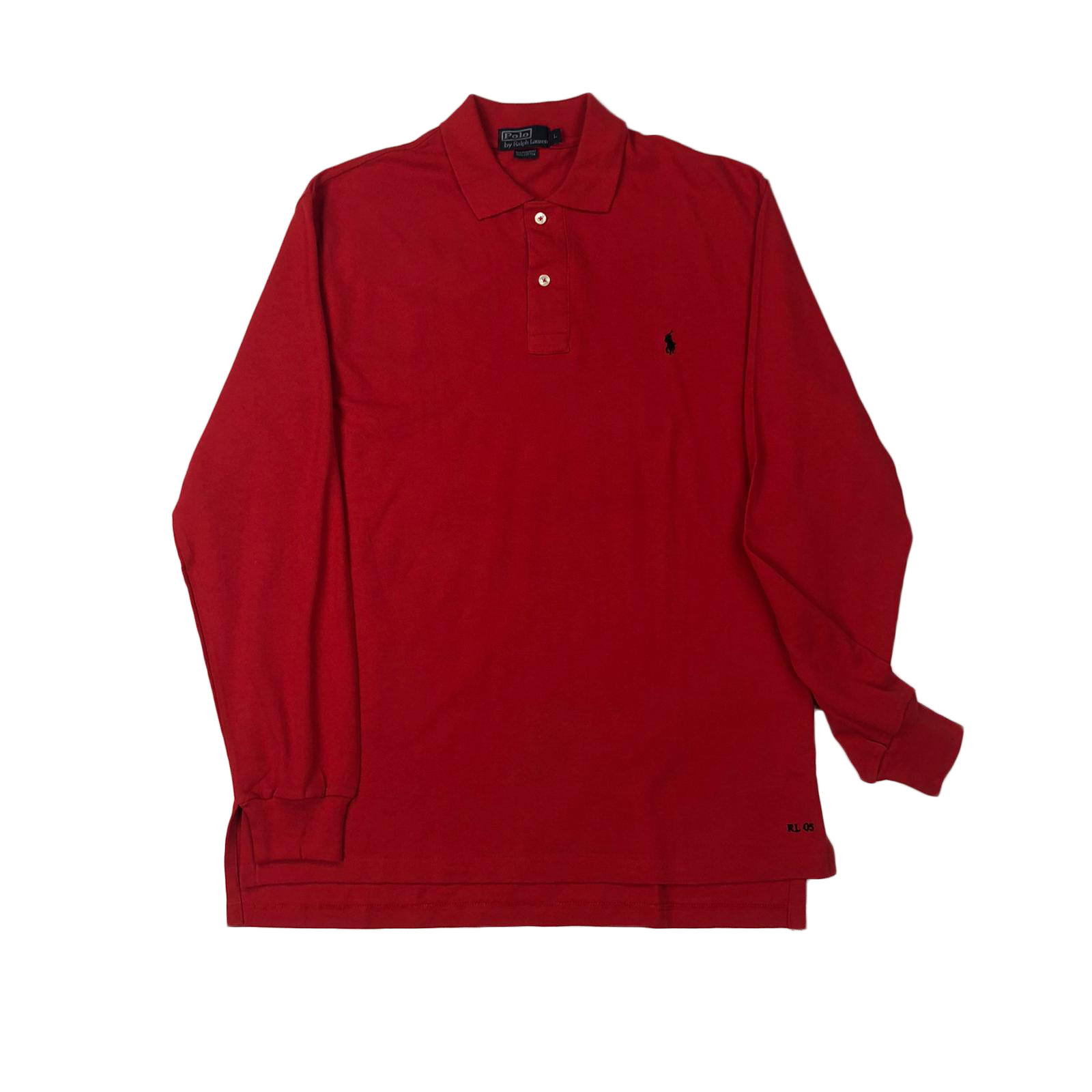 Ralph Lauren L/S polo shirt