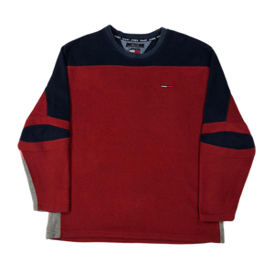 Tommy Hilfiger fleece sweatshirt