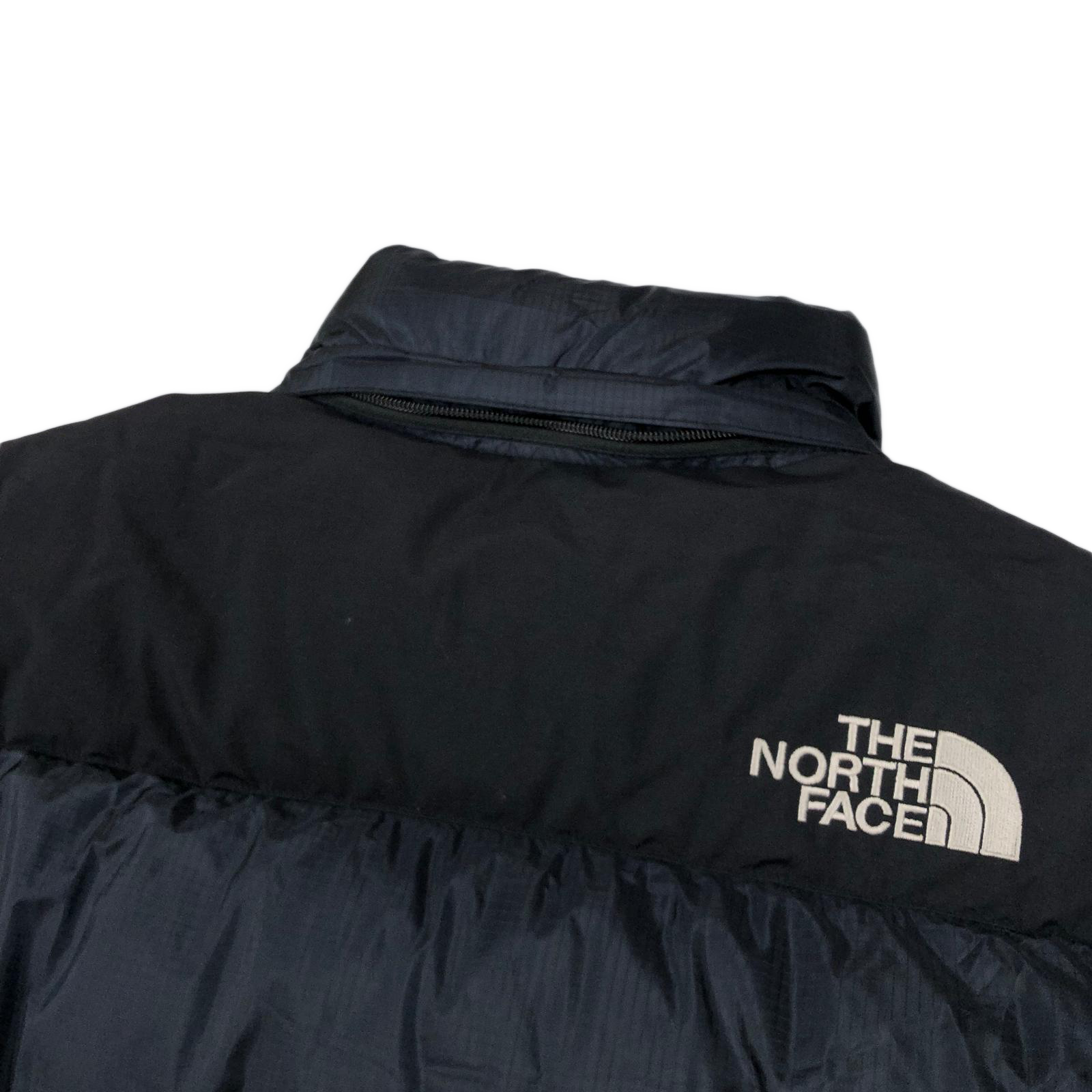 The North Face windstopper puffer