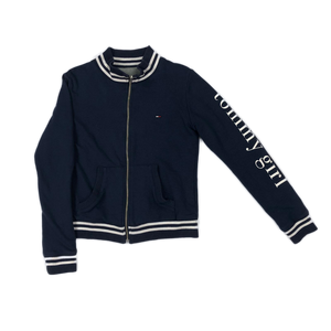 Tommy Hilfiger Girl zip up sweatshirt