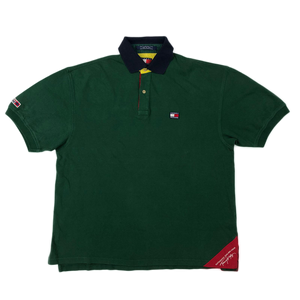 Tommy Hilifiger sailing polo shirt