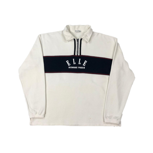 Elle 1/4 zip sweatshirt