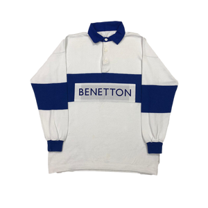Benetton rugby shirt