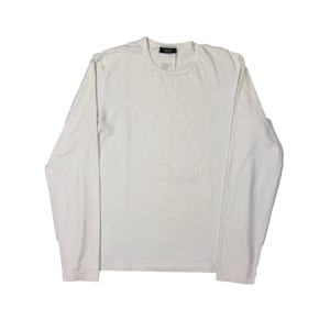 Versace long sleeve t-shirt