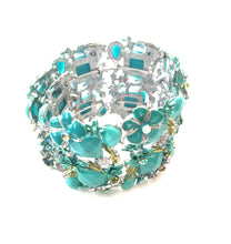 Load image into Gallery viewer, Fashion Bracelet - Butterfly Turquoise Color Fashion Bracelet