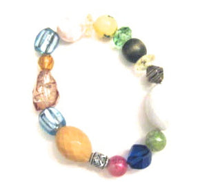 Fashion Bracelet - Mia's Colorful Fashion Bracelet