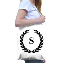 Load image into Gallery viewer, Senate Apparel S Logo Tote bag