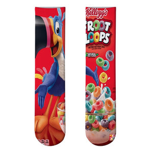 Funny Socks Food Hamburg/Pizza/Sushi Printed Cute Socks Man