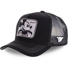 Load image into Gallery viewer, New Brand Anime Cartoon Mickey DONALD Duck Snapback Cotton Baseball Cap Men Women Hip Hop Dad Mesh Hat Trucker Hat Dropshipping