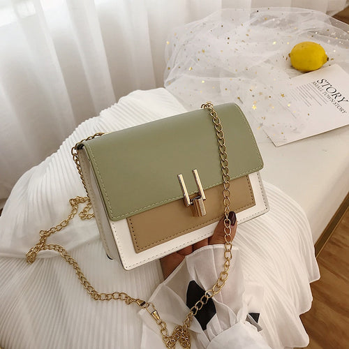 Mini PU Leather Schoulder Bags Woman's Crossbody Tassen Bag Fashion Tas Messenger Portemonnees Female Voor Vrouwen Coins Tote