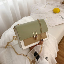 Load image into Gallery viewer, Mini PU Leather Schoulder Bags Woman's Crossbody Tassen Bag Fashion Tas Messenger Portemonnees Female Voor Vrouwen Coins Tote