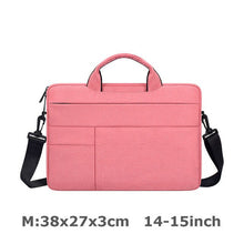 Load image into Gallery viewer, Waterproof Handbag Designer Women 14 15.6 inch Laptop Briefcase Business Handbag for Men Large Capacity Messenger Shoulder Bag