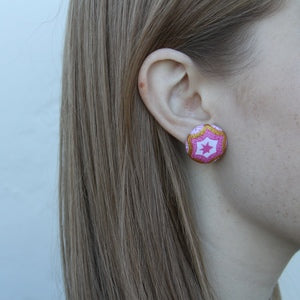 Rosa Large Earrings