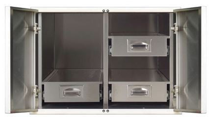 PCM 400 Series 30 Inch Pantry with Double Doors