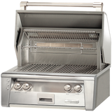 "30"" Alfresco ALXE Built-In Gas Grill w/ Sear Zone & Rotisserie, Liquid Propane"