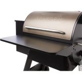 Traeger Lil' Texas Elite 22 Pellet Grill on Cart, Bronze