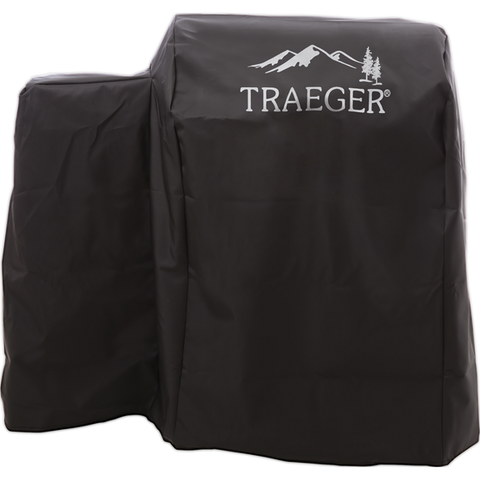 Traeger Full Length Grill Cover, 20 Series