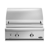 "30"" DCS Built-In Grill, Natural Gas"