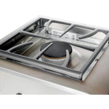 DCS Built-In Sealed Single Side Burner, Natural Gas